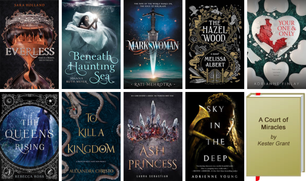 Top Ten Tuesday 2018 Debuts Paws And Paperbacks