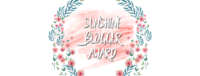 Sunshine Blogger Award #4