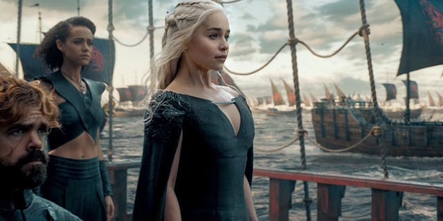 daenerys narrow sea