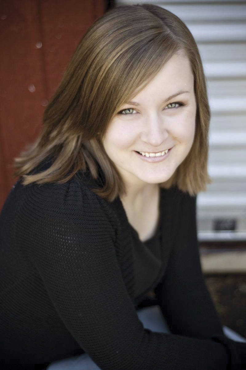 Kiersten White author pic